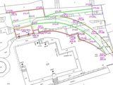 Obec Řícmanice-zaměření stávajícího stavu a návrh TÚ v okolí školy - 2008